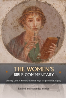 The Women's Bible Commentary, Paperback Book