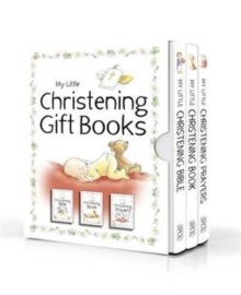 My Little Christening Gift Books, Mixed media product Book