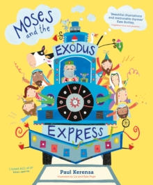 Moses and the Exodus Express, Paperback Book
