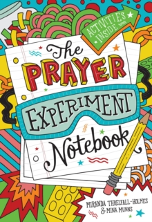 The Prayer Experiment Notebook, Paperback Book