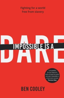 Impossible is a Dare, Paperback / softback Book