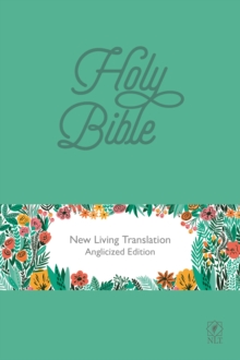 Holy Bible: New Living Translation Premium (Soft-tone) Edition : NLT Anglicized Text Version, Leather / fine binding Book