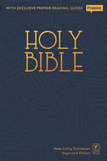 Holy Bible: New Living Translation Premier Edition : NLT Anglicized Text Version, Hardback Book