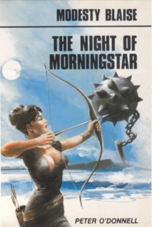 The Night of the Morningstar, Paperback / softback Book