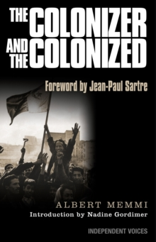 The Colonizer and the Colonized, Paperback / softback Book