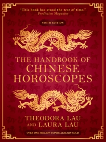 The Handbook of Chinese Horoscopes, Paperback / softback Book