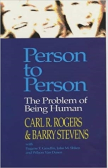 Person to Person : The Problem of Being Human, Paperback Book