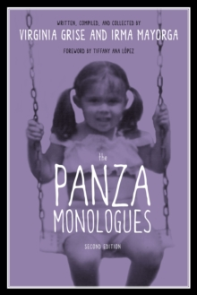 The Panza Monologues, Paperback Book