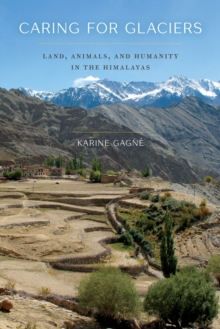 Caring for Glaciers : Land, Animals, and Humanity in the Himalayas, Paperback / softback Book