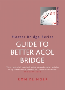 Guide To Better Acol Bridge, Paperback / softback Book