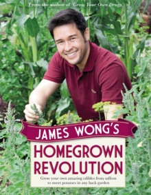 James Wong's Homegrown Revolution, Hardback Book