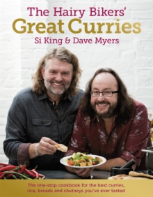 The Hairy Bikers' Great Curries, Hardback Book