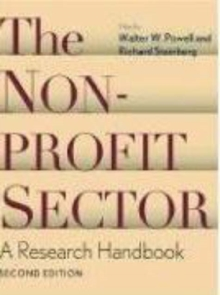 The Nonprofit Sector : A Research Handbook, Second Edition, Hardback Book