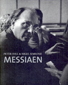 Messiaen, Hardback Book