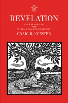 Revelation : A New Translation with Introduction and Commentary, Hardback Book