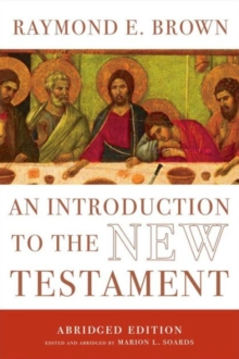 An Introduction to the New Testament : The Abridged Edition, Paperback / softback Book