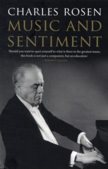 Music and Sentiment, Paperback / softback Book