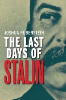 The Last Days of Stalin, Hardback Book
