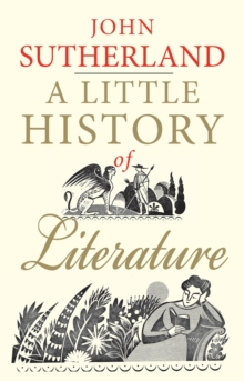 A Little History of Literature, Paperback / softback Book