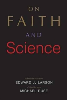 On Faith and Science, Hardback Book