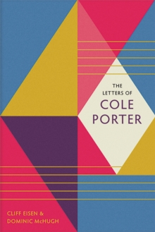 The Letters of Cole Porter, Hardback Book