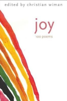 Joy : 100 Poems, Hardback Book