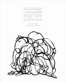 Readings in Contemporary Poetry : An Anthology, Paperback / softback Book