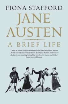 Jane Austen : A Brief Life, Paperback / softback Book