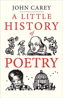A Little History of Poetry, Hardback Book