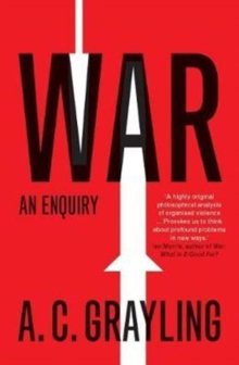 War : An Enquiry, Paperback / softback Book