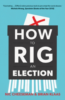 How to Rig an Election, Paperback / softback Book