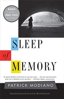 Sleep of Memory, Paperback / softback Book