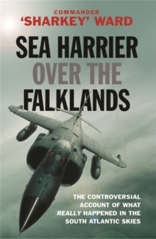 Sea Harrier Over The Falklands, Paperback / softback Book