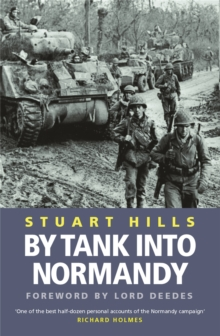 By Tank into Normandy, Paperback / softback Book