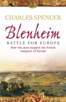 Blenheim : Battle for Europe, Paperback Book