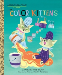 The Color Kittens, Hardback Book