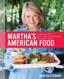 Martha's American Food, Hardback Book