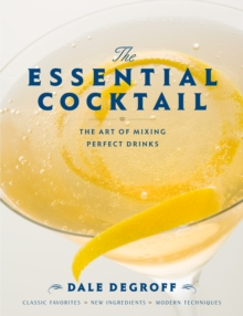 The Essential Cocktail, Hardback Book