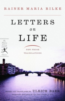 Letters on Life : New Prose Translations, EPUB eBook