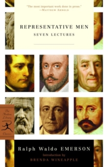 Representative Men : Seven Lectures, EPUB eBook