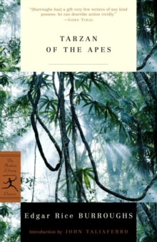 Tarzan of the Apes, EPUB eBook