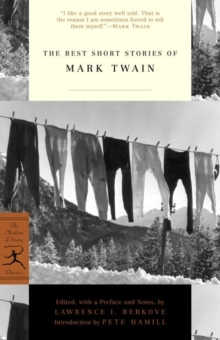 The Best Short Stories of Mark Twain, EPUB eBook