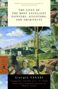 The Lives of the Most Excellent Painters, Sculptors, and Architects, EPUB eBook