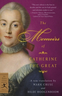 The Memoirs of Catherine the Great, EPUB eBook