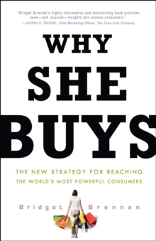 Why She Buys, Paperback / softback Book