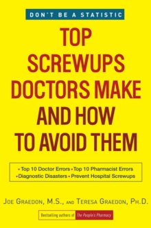 Top Screwups Doctors Make and How to Avoid Them, EPUB eBook