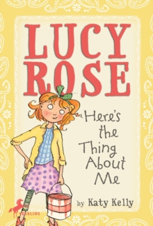 Lucy Rose: Here's the Thing About Me, EPUB eBook