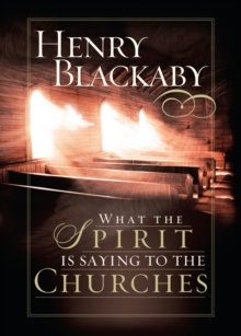 What the Spirit Is Saying to the Churches, EPUB eBook