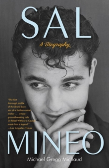 Sal Mineo : A Biography, Paperback Book