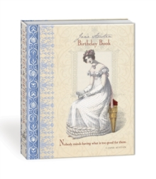 Jane Austen Birthday Book, General merchandise Book